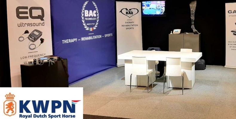 BAC Technology archivia anche l'esperienza al KWPN Stallion Show 2019
