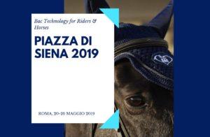 Piazza di Siena 2019, Bac Technology c'è! 1