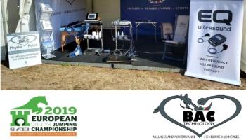 BAC Technology agli European Jumping Championships (Ch-J-YR) di Zuidwolde 1