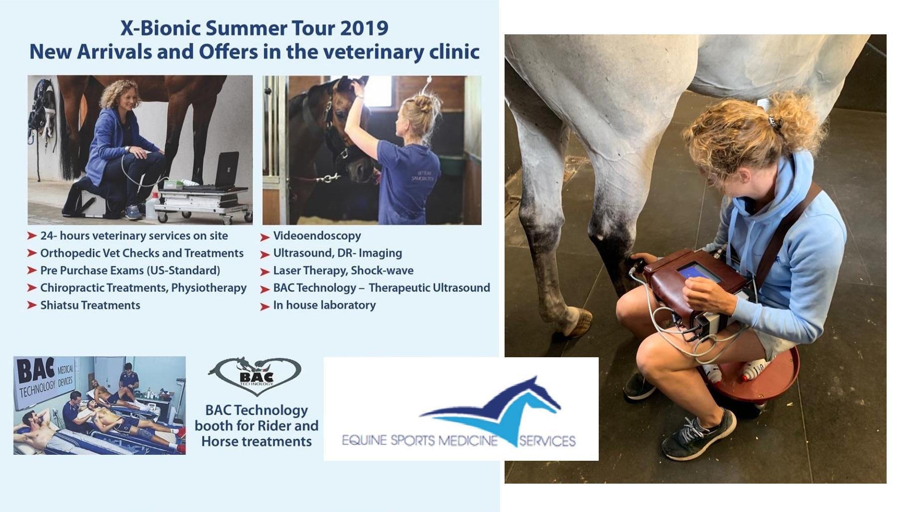 BAC Technology al CSI di Samorin - X Bionic Summer Tour 2019