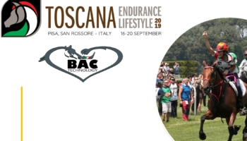 BAC Technology è con Toscana Endurance Lifestyle 2019