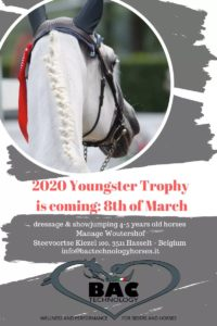 Bac Technology Trophy for Young Horses in Belgio